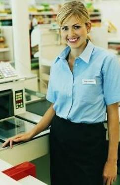 Продавец в женском роде — продавщица